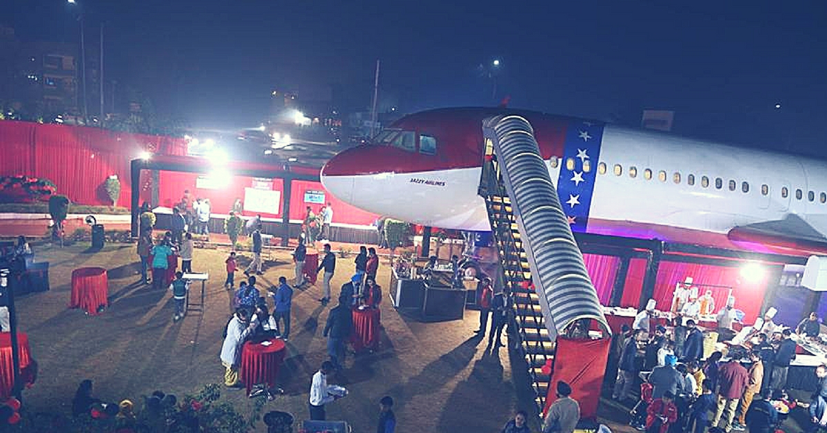 There Is an Airbus A320 in the Middle of Ludhiana in Punjab. And It's a Restaurant!