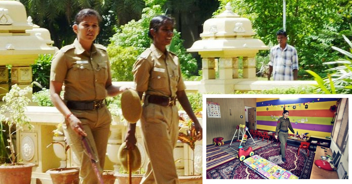 A Play Area With a Nanny for Kids in a Police Station? Here's Why Gurgaon Has One