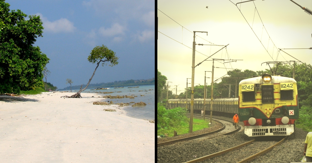 Love Rail Journeys? Love Andamans? Get Set to Enjoy Andamans on a Train Soon!