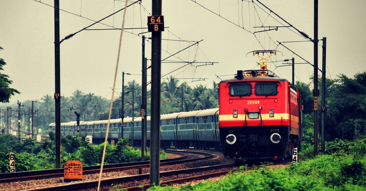 Indian Railways Building 160 Kmph Speed 'World Class' Train Sets at Half the Cost of Imported Ones