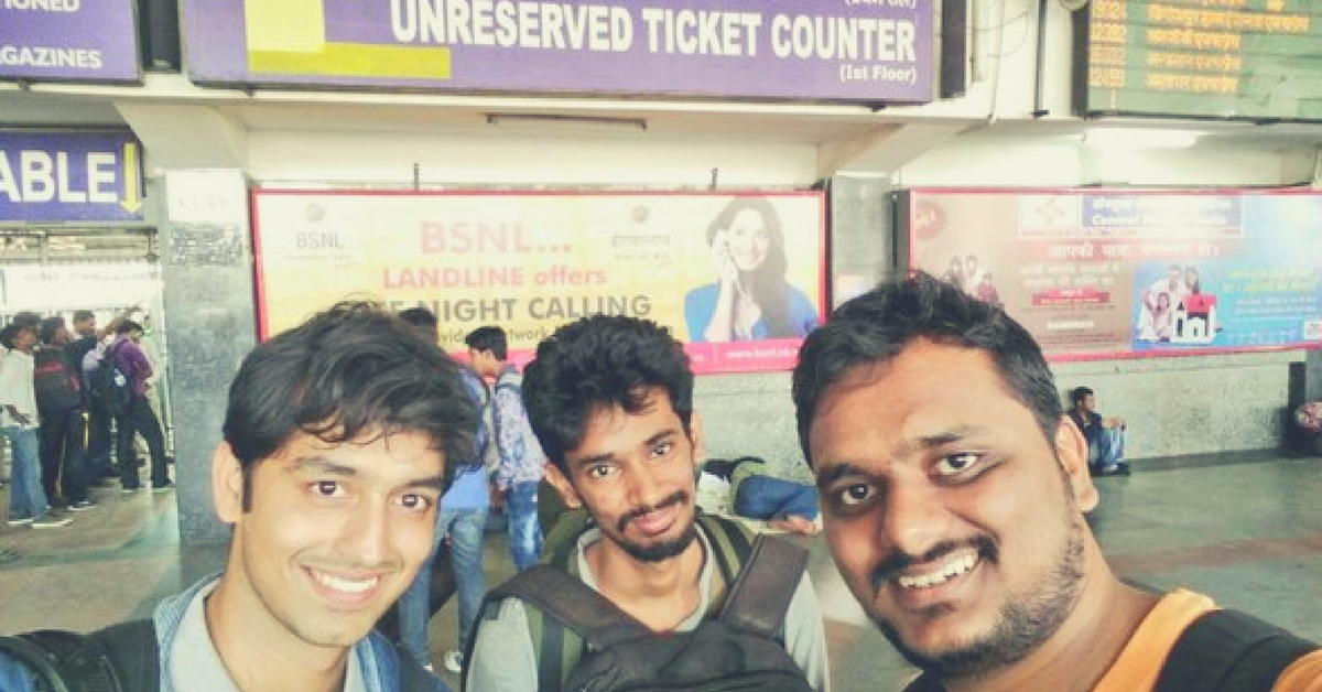 What Is the Result of 3 Men Travelling for 17 Days in Unreserved Compartments? An Epic Journey!