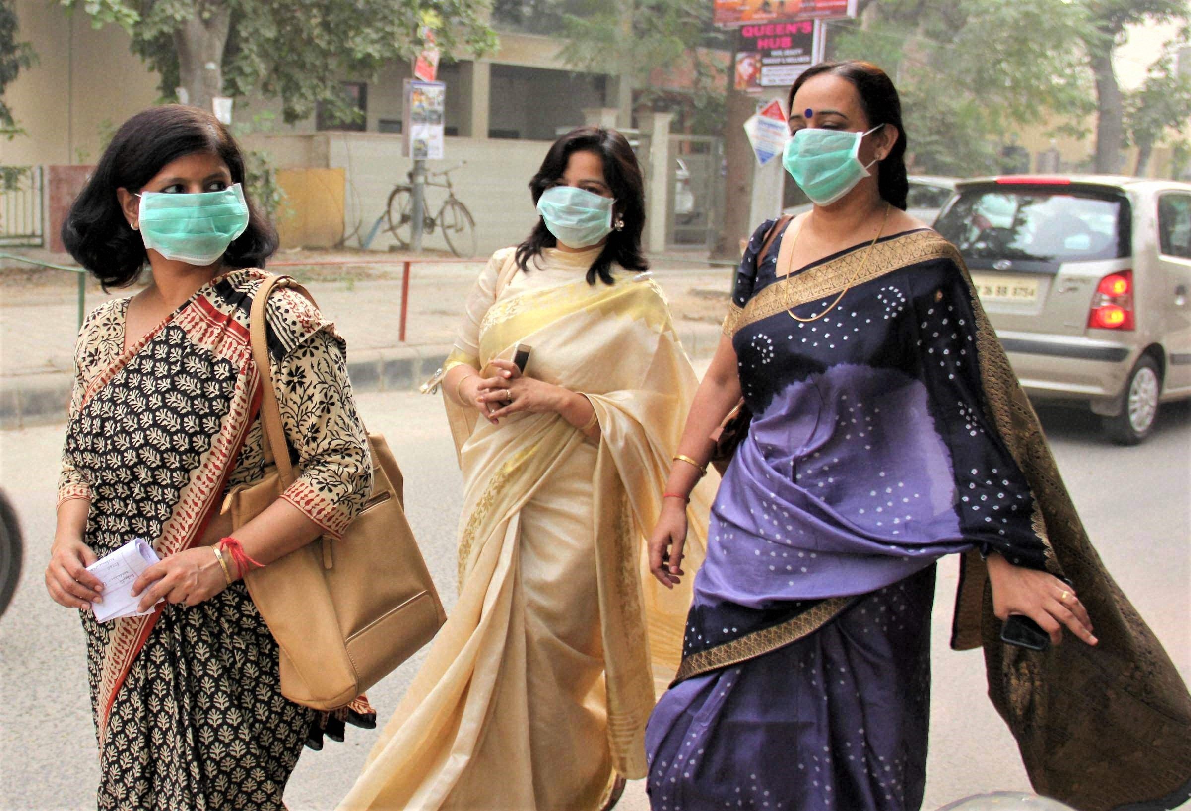 This Indian City Is Taking Huge Steps to Protect Its Residents From Dangerous Air Pollution Levels