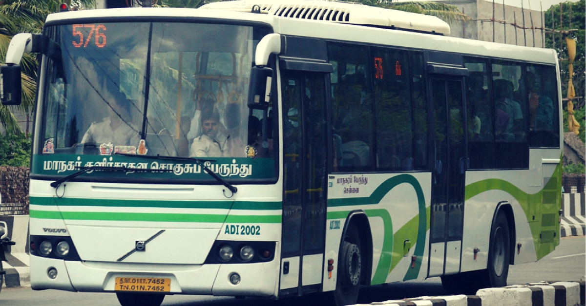 This Technology Is Helping the Visually Impaired Find Buses in Chennai