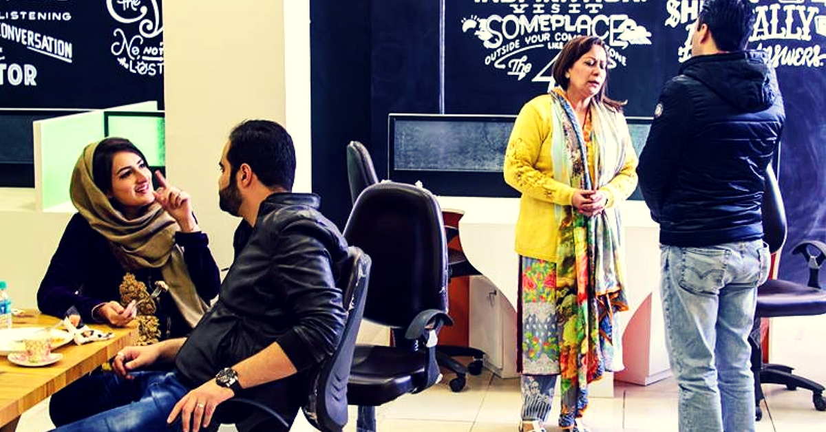 Could a Co-Working Space Begin Transforming the Kashmir Valley Into a Silicon Valley?