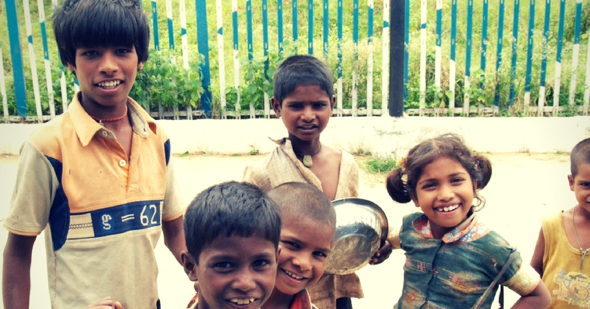 In 3 Years, Delhi Cops Have Helped Rescue and Educate 3,000 Street Children