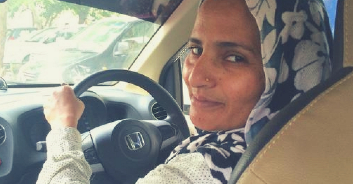 After Her Husband's Death, Shanno Begum Defied Odds to Become Delhi's First Woman Uber Driver