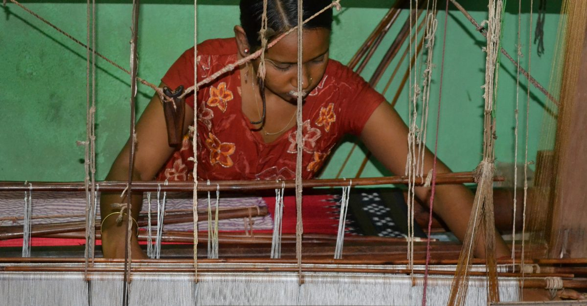 TBI Blogs: How a Young Woman From Rural Odisha Used Technology to Revolutionise Weaving in Her Community