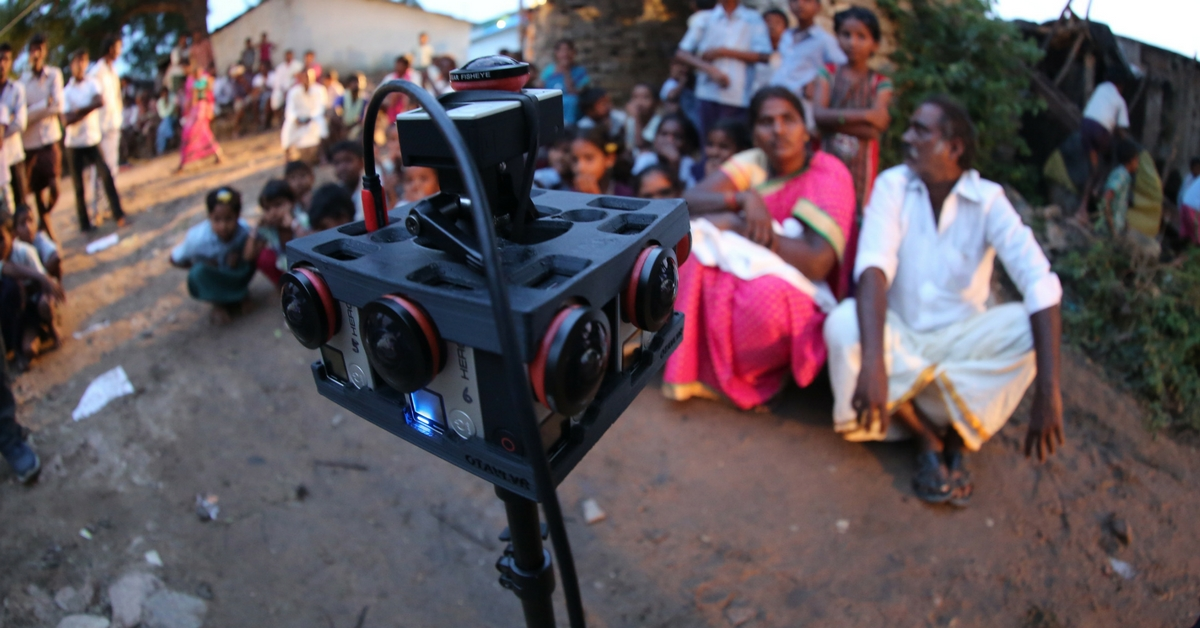 This Hyderabad NGO Has Released the World's First VR Documentary on Sex Trafficking