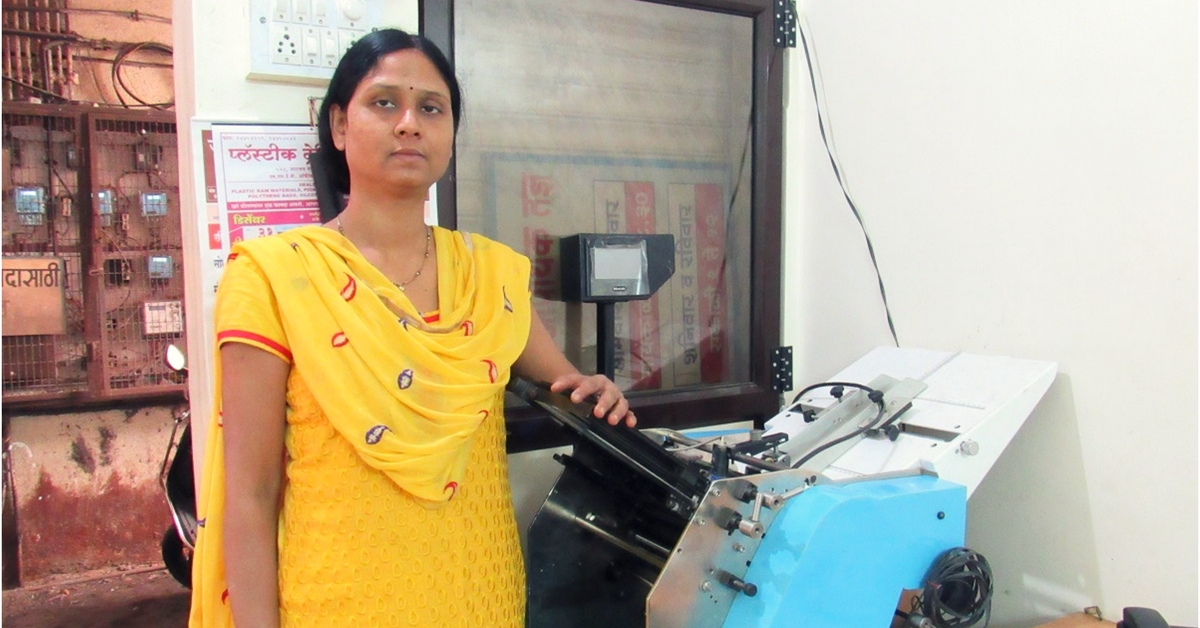 She Lost Her Eyesight at 22. Yet, she helps 10 Underprivileged Women Earn a Living!