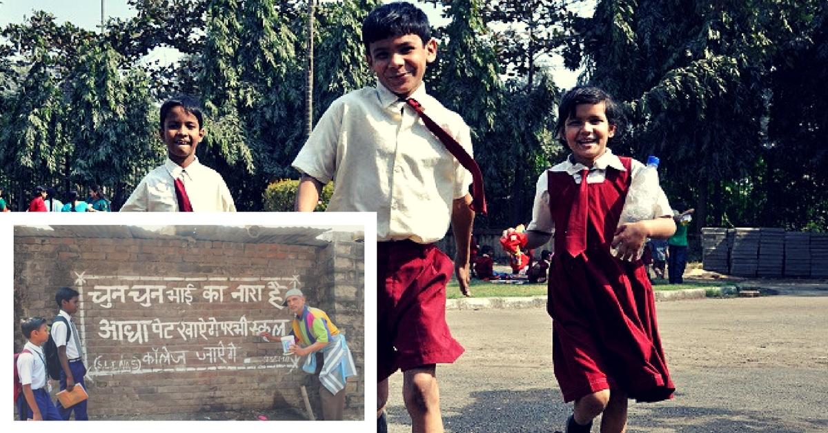 This Jharkhand Man Has Spent 25 Years Going Door to Door in Slums to Promote Education