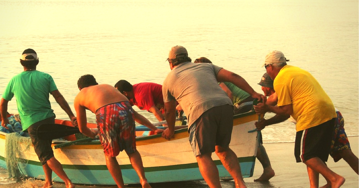 Here's How ISRO Will Help Indian Fishermen From Accidentally Wading Into International Waters