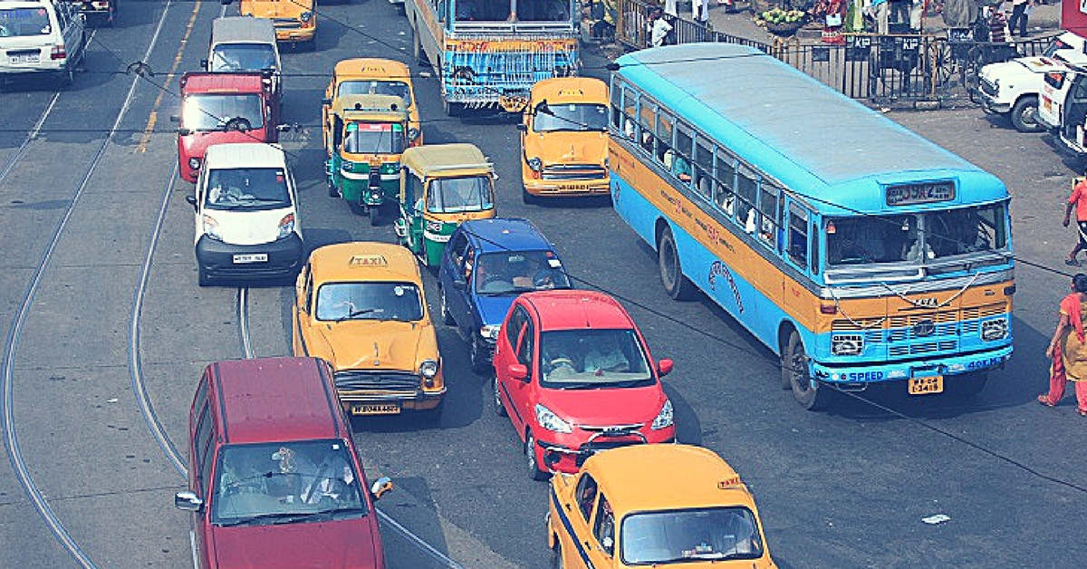 Kolkata Launches New Uber-Like App to Get Real-Time Info on Local Buses to Help Commuters