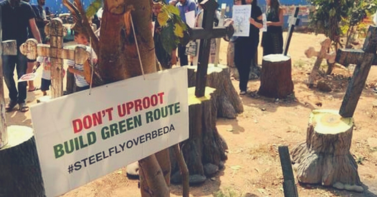 Bengaluru Gets a Break: Govt Axes Controversial Steel Flyover Plan, Saves 800 Trees