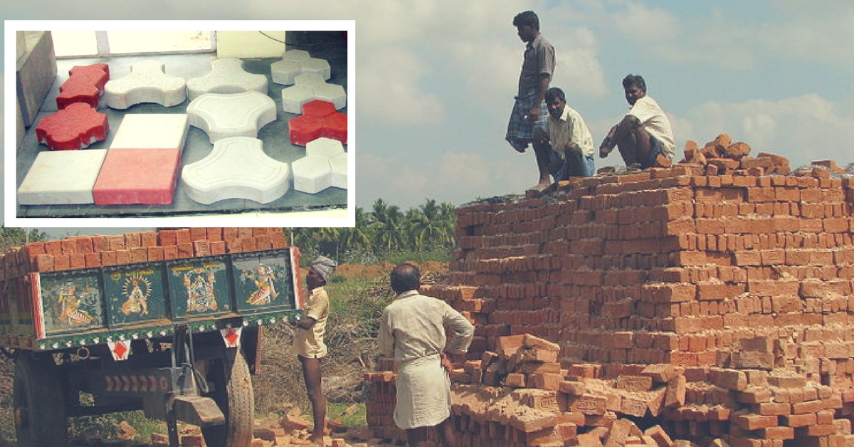 Rajasthan Is Tackling Its Stone Slurry Problem by Turning It Into Building Materials