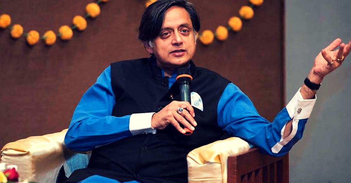 Britain Not Taught About Atrocities of Colonial Rule, Says Shashi Tharoor. And Many Brits Agree!
