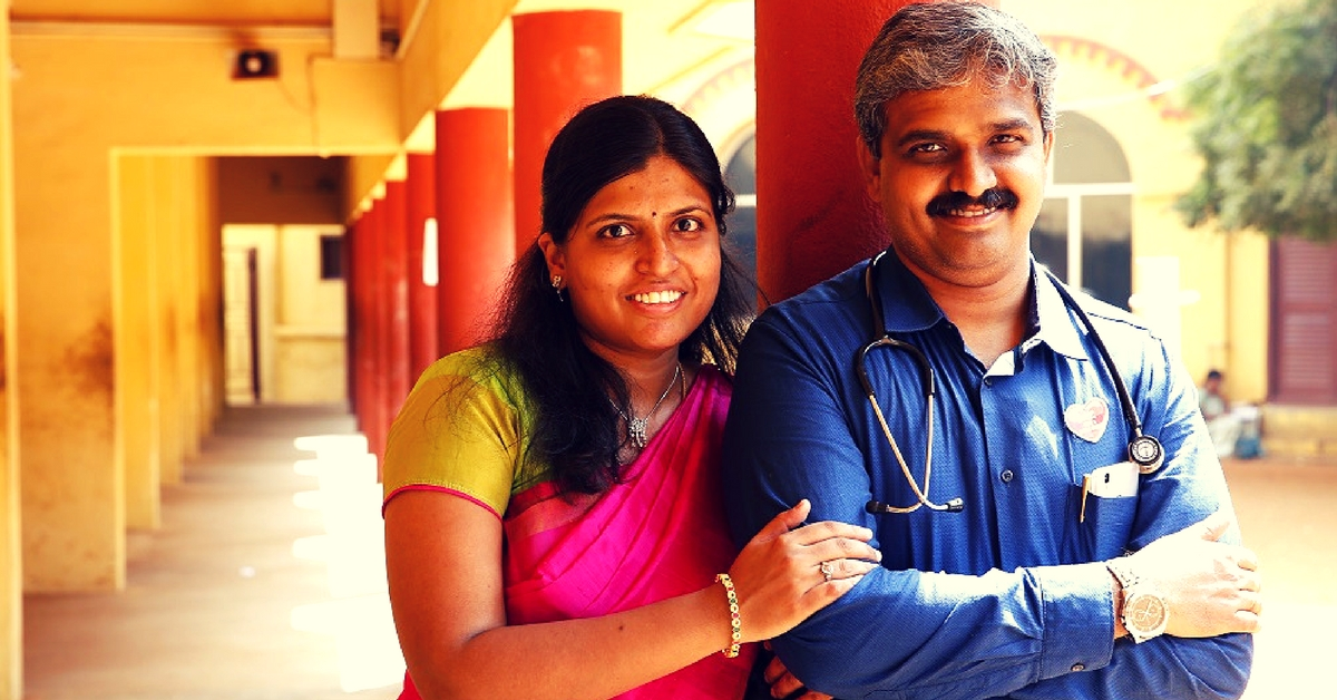 This Doctor Couple Quit Well-Paying Jobs to Perform Free Heart Surgeries for Underprivileged Kids