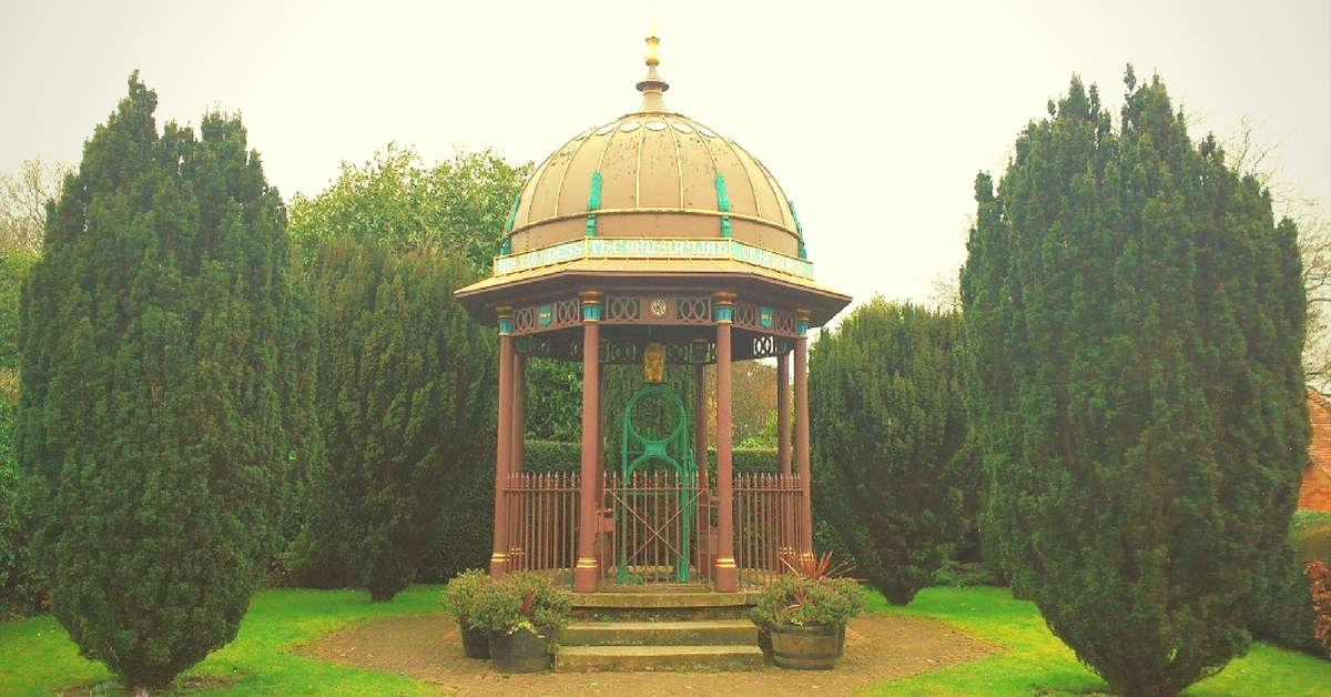 A Little Bit of Varanasi in England: Why This Tiny Oxfordshire Village Has a Benares Grove