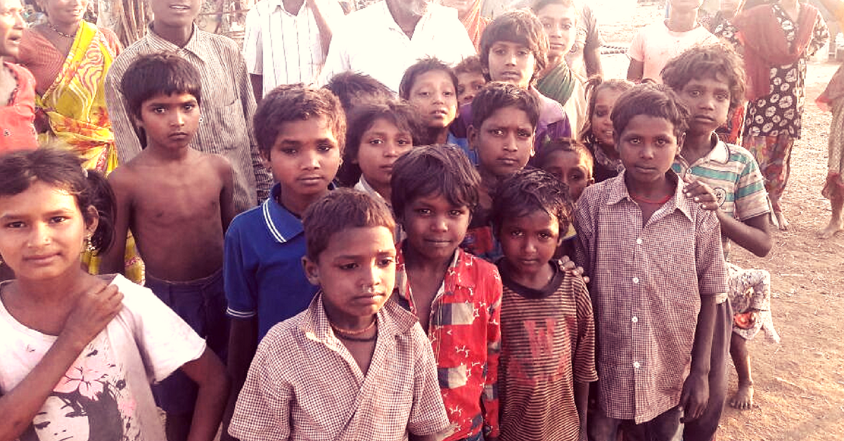 A Tribe That Had Been Listed by the British as 'Criminal' Now Needs Your Help to Live with Dignity