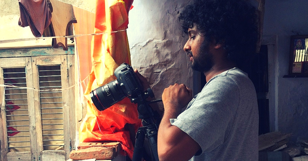Last Year, Tanmay Shah Took up a Challenge to Make 52 Films in a Year & He's All Set to Do It Again!