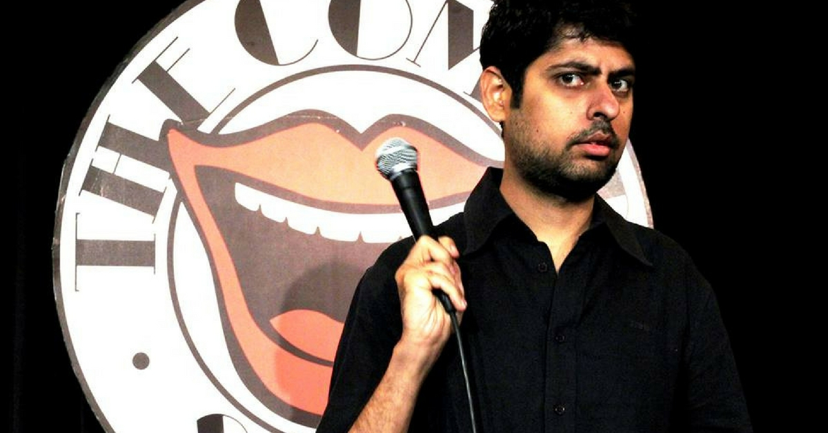 EXCLUSIVE: Varun Grover on His Journey, the Film Industry, & Sexism in Standup Comedy