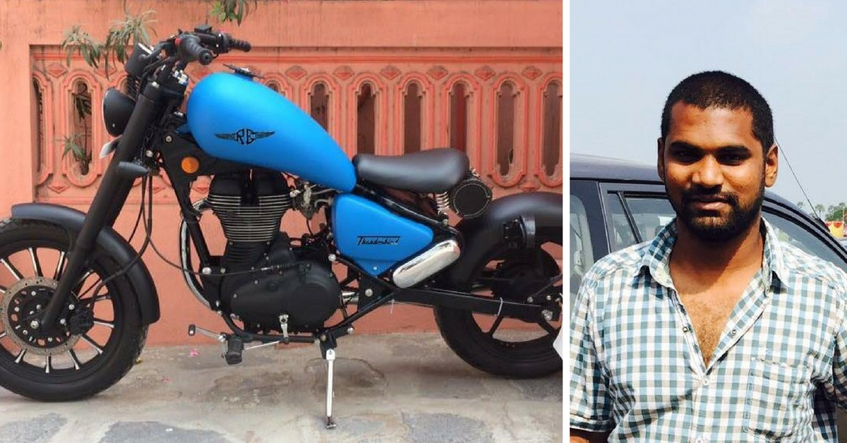 A School Dropout Who Now Makes Cutting-Edge Custom Motorcycles Is Revving up India's Biking Scene