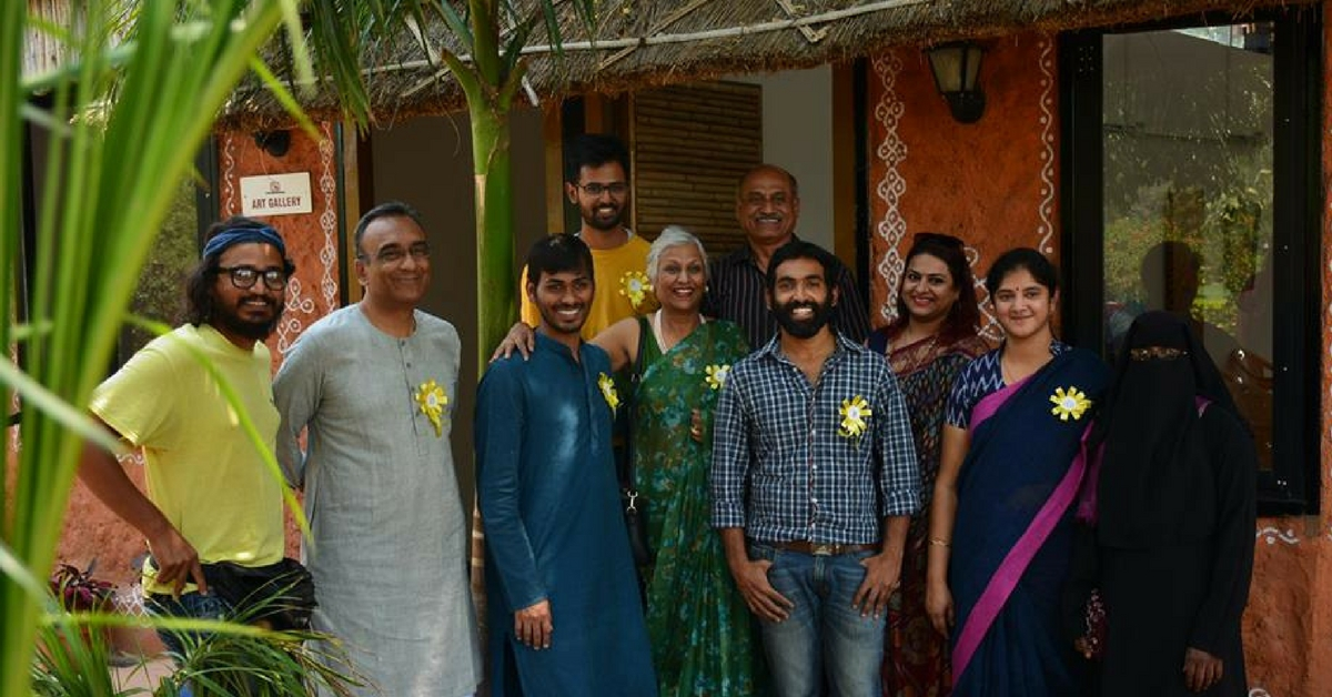 At This One-Of-A-Kind Human Library in Hyderabad, You Can Borrow People and Read Them!