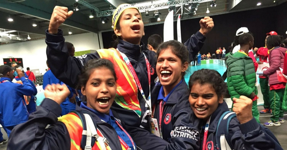 TBI Blogs: These 4 Specially Abled Girls Were Abandoned as Infants. Today, They Have Won Olympic Medals for India
