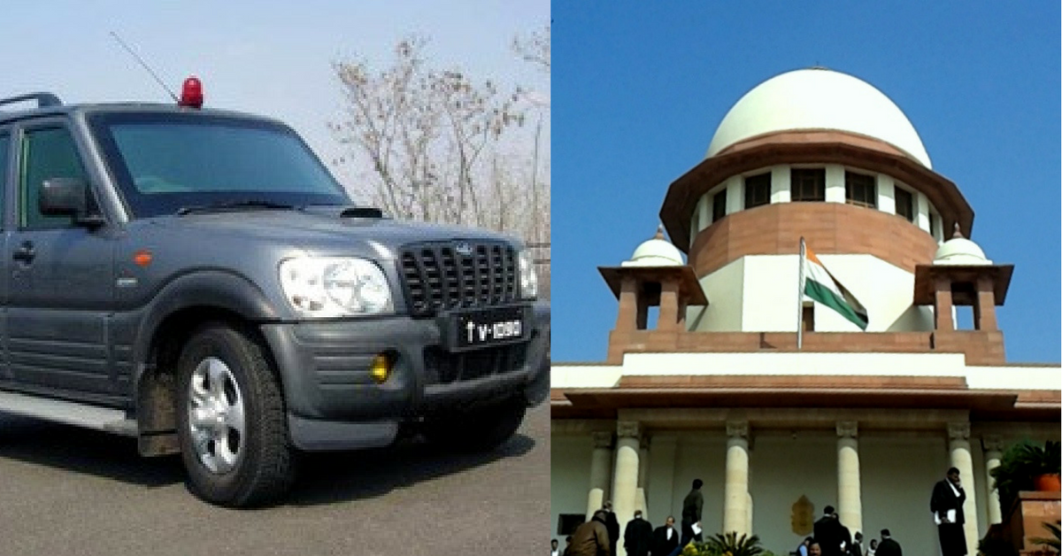 In the Lal Batti Debate, CJI Leads by Example Against VIP Culture