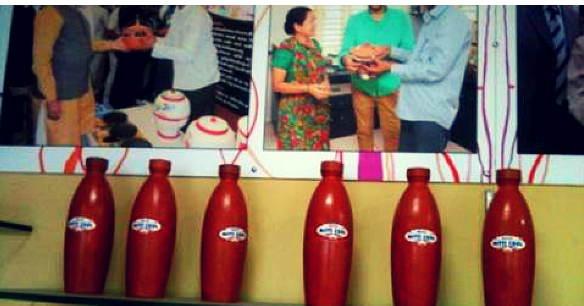 Matka Makeover: These Made-In-India, Eco-Friendly Clay Bottles Will Keep You Cool This Summer!