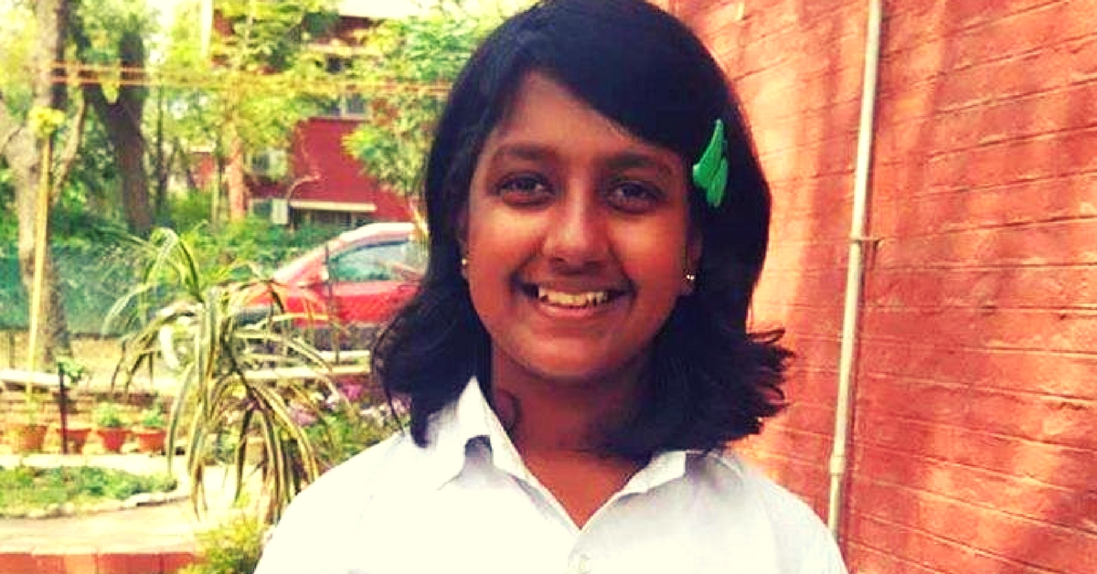 This Inspiring 12-Year-Old Girl's Bee-Saver-Bot Could Make Her An International Robotic Champion!