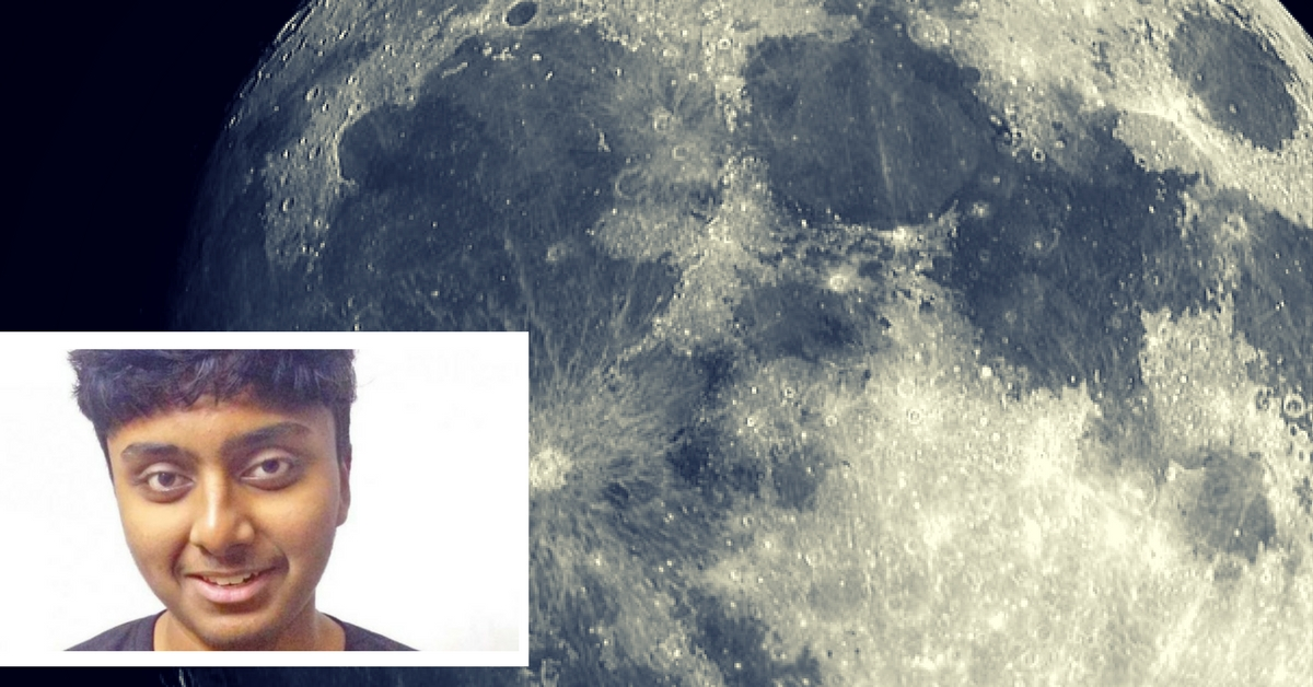 An Elevator to the Moon? Chennai Student Wins NASA Prize for Lunar Proposal