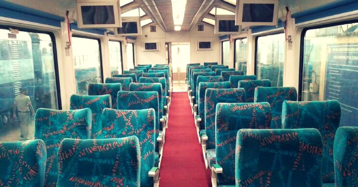 Glass Roofs to Rotating Chairs: 6 Incredible Facts About the Indian Railways' New Vistadome Coaches