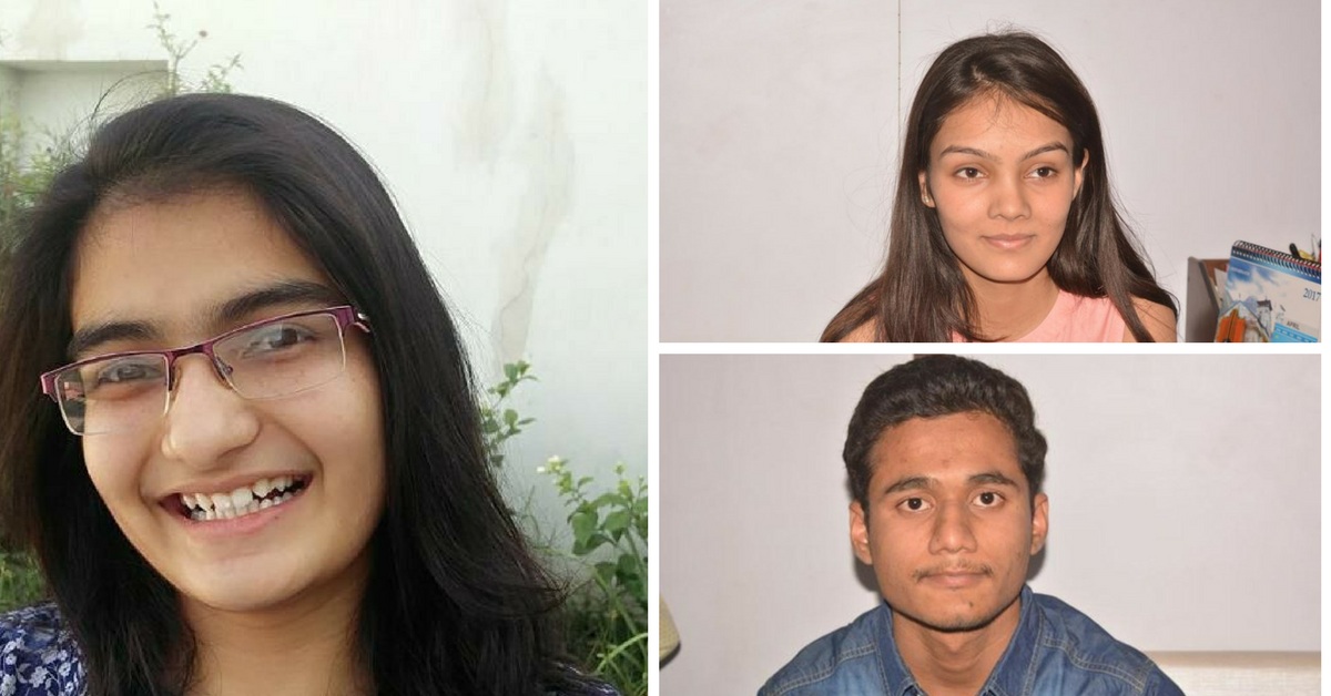 These JEE Toppers Want to Think Beyond the IITs, and Have Some Awesome Plans for the Future!