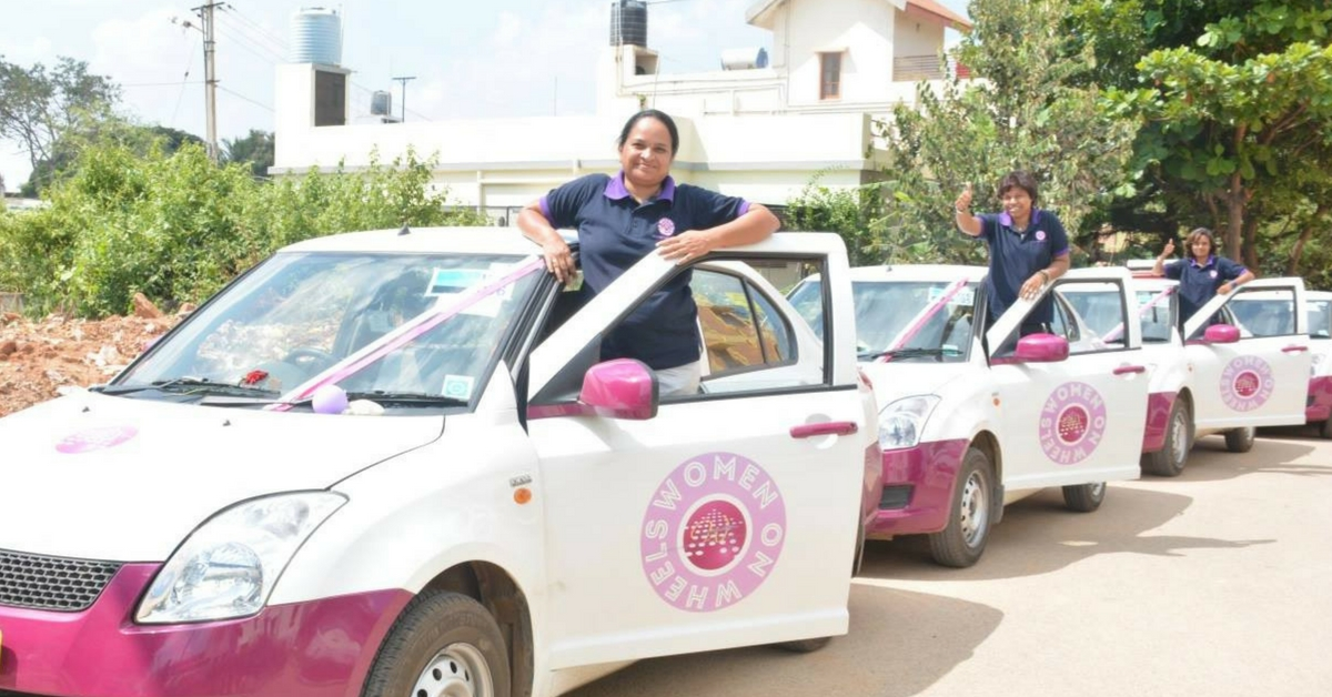 These On-Call Taxi Services Around India Offer Reliable Transport Services for Women, by Women