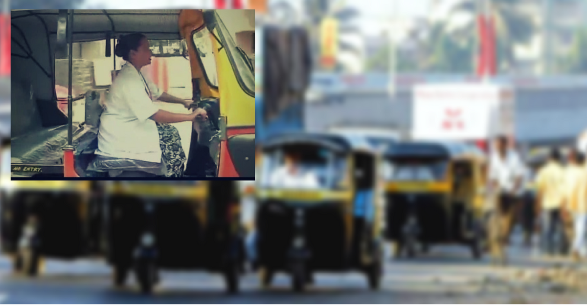 In Salmon-Coloured Autos and White Uniforms, Mumbai's First Women Auto Drivers Are Ready to Go
