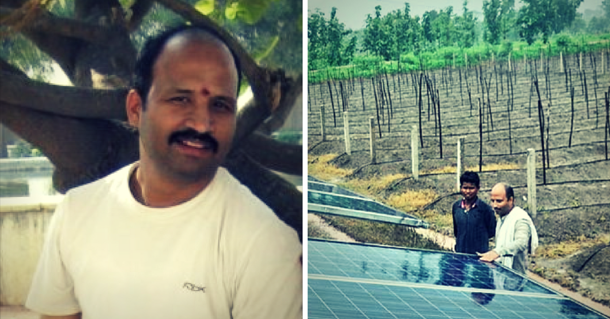 As an Engineer He Earned Rs 24 Lakh. As a Farmer He Earns Rs 2 Crore!
