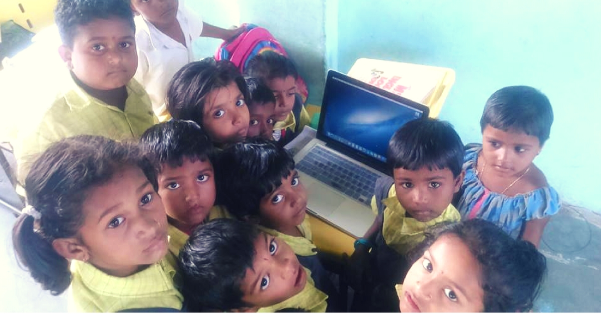 Your Old PC Can Open the Doors of Knowledge for Someone in Need. Here's How!