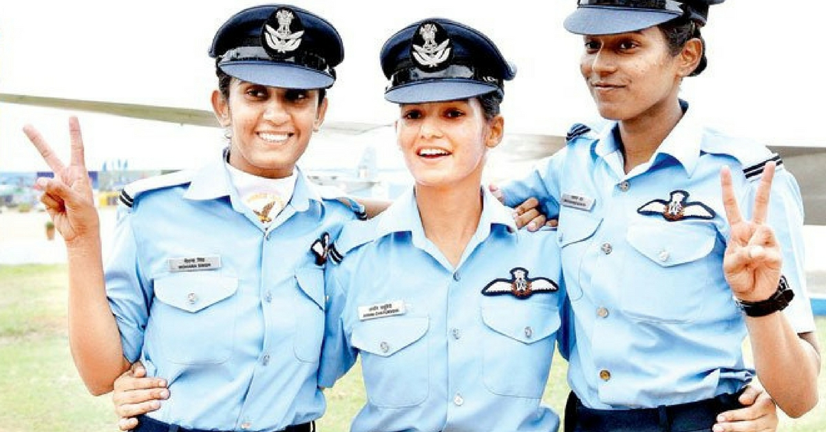 India's First Female Fighter Pilots Have Now Begun Training in Aerial Combat Too