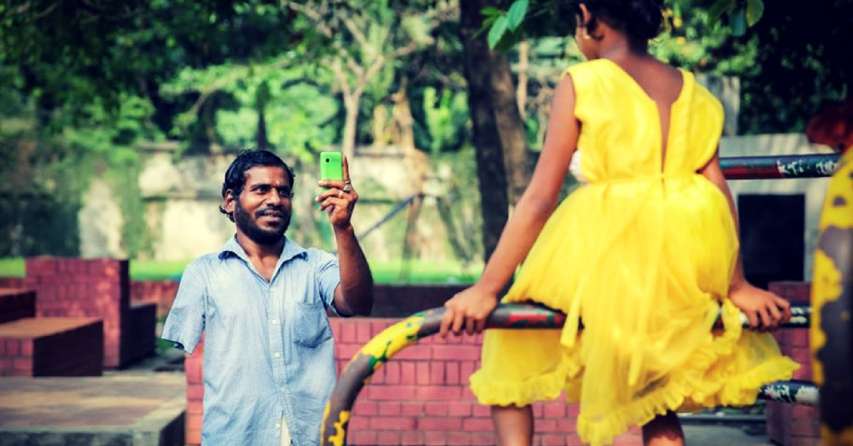 You Will Fall in Love With This Beggar Who Saved up for 2 Years to Buy His Daughter a Dress