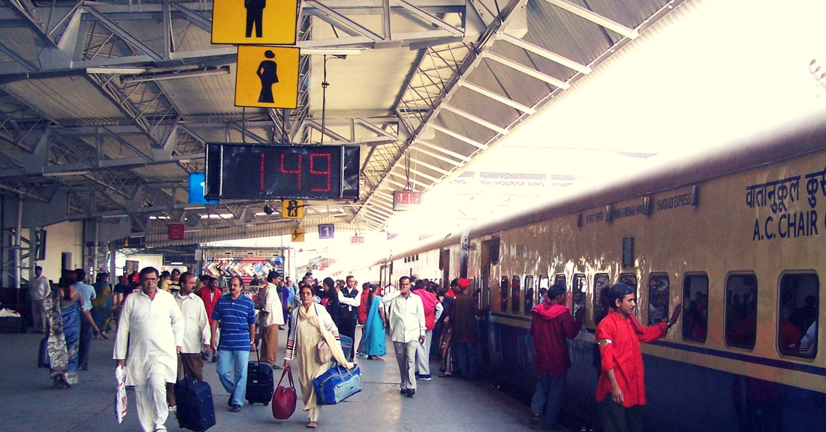8 Indian Railways Initiatives That'll Help Make Your Summer Vacation Travel Tension-Free