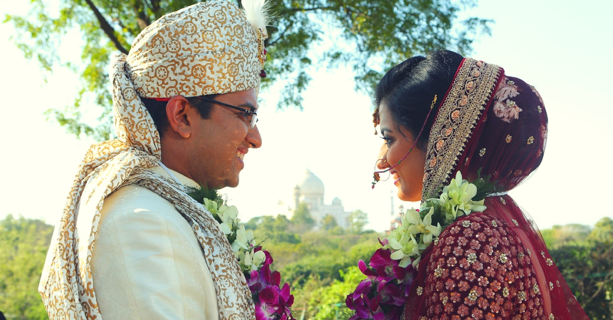 This Amazing Couple Used Their Wedding Gift Money to Set up a Social Impact Fund!