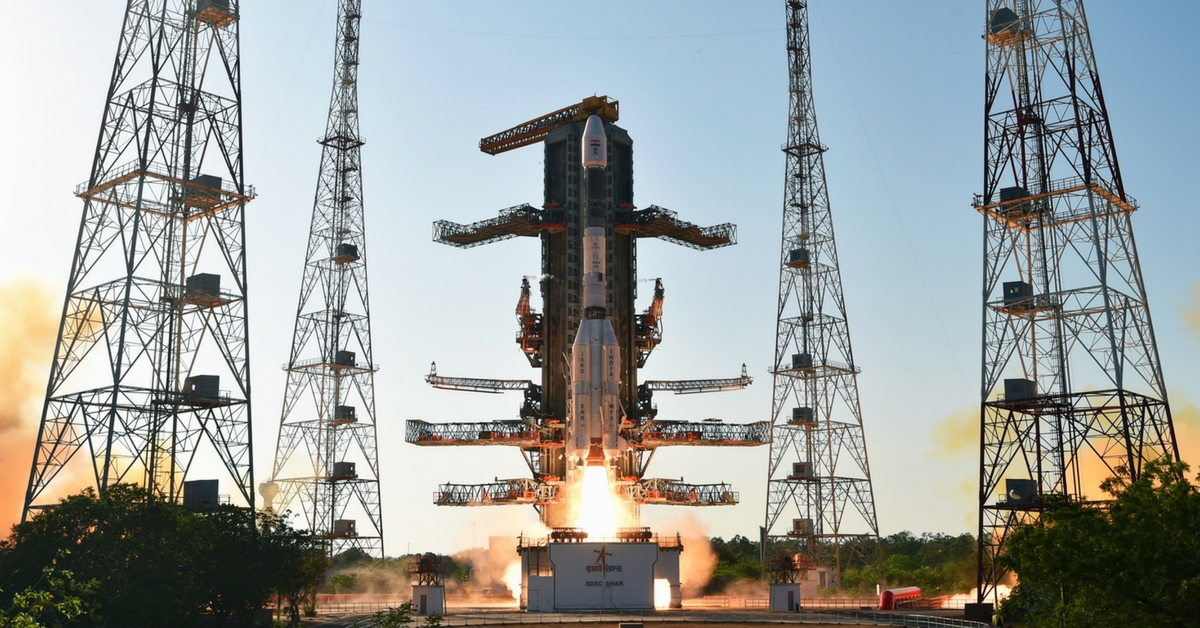 ISRO Is Launching 3 New Satellites That Will Make Fast & Affordable Internet in India a Reality