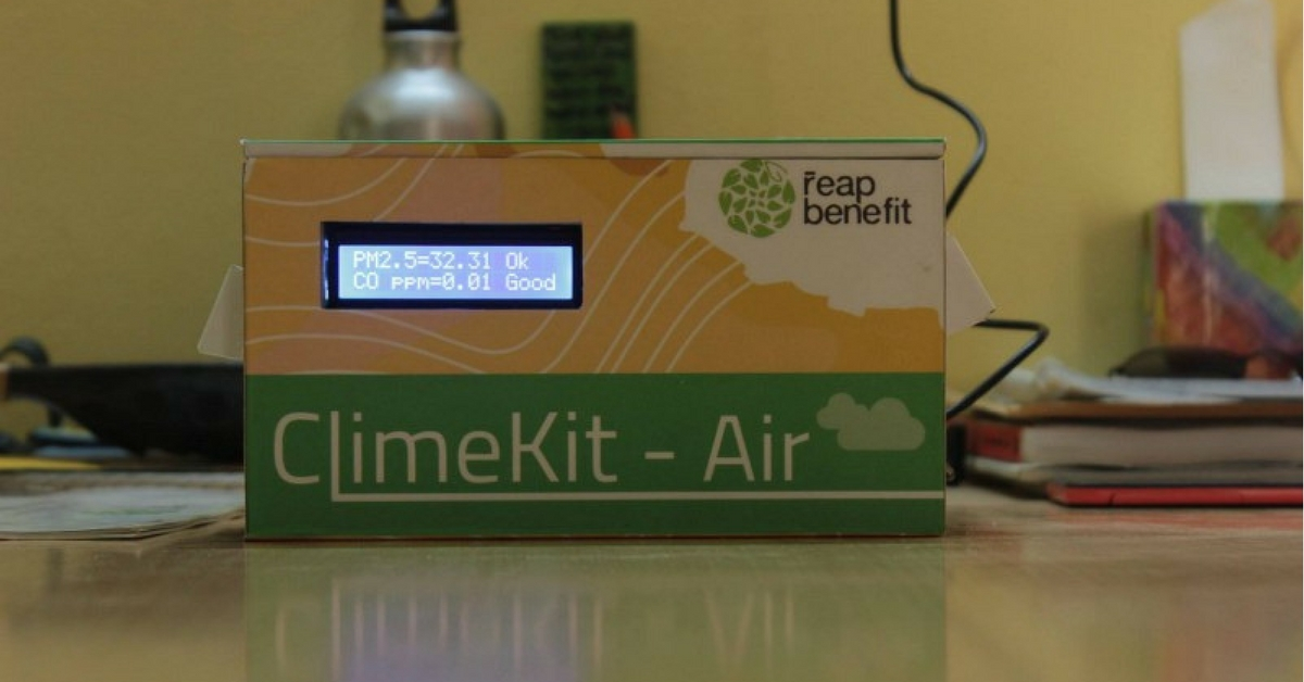 TBI Blogs: This Unique DIY Kit Can Help You Monitor Air Pollution Levels in Real Time