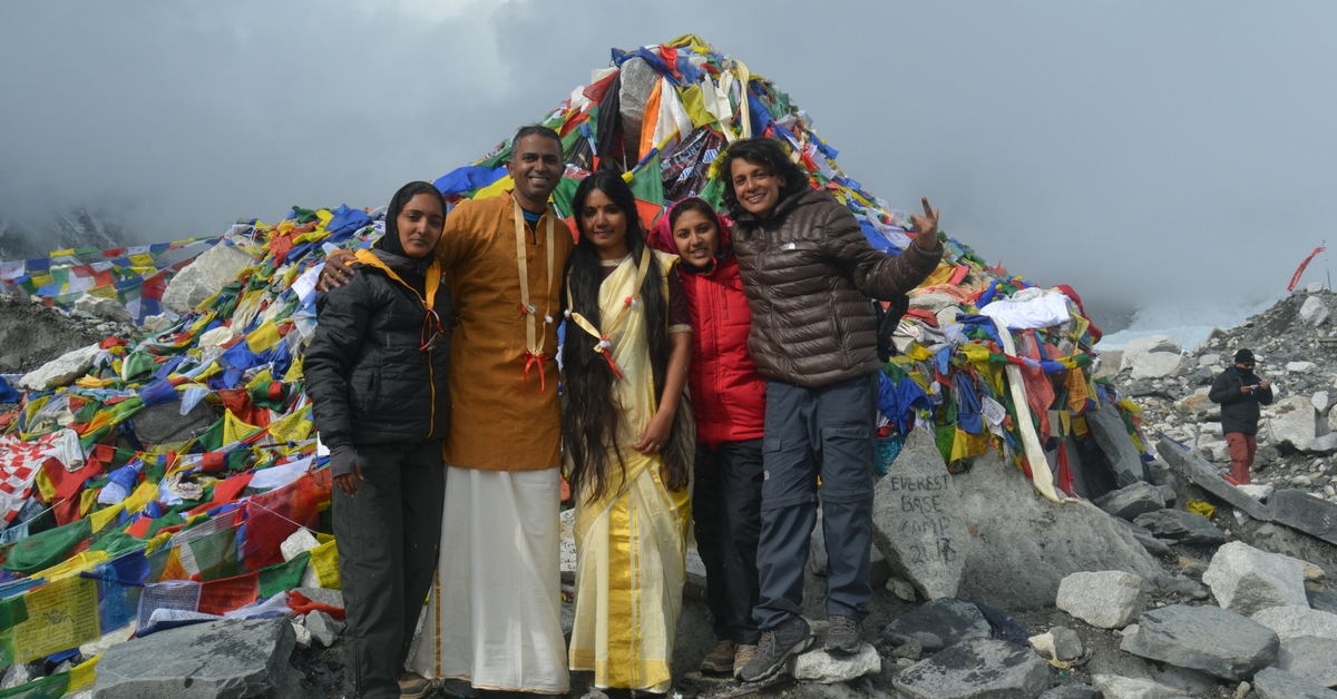 How High Can Love Go? Meet the Kerala Couple Who Tied the Knot at Everest Base Camp
