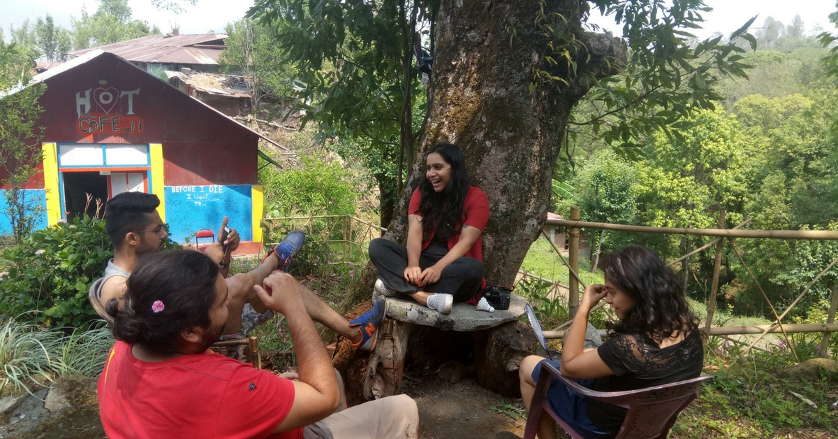 India's First Ever Hiking Hostel Is Perfect for the Traveller on a Shoestring Budget!