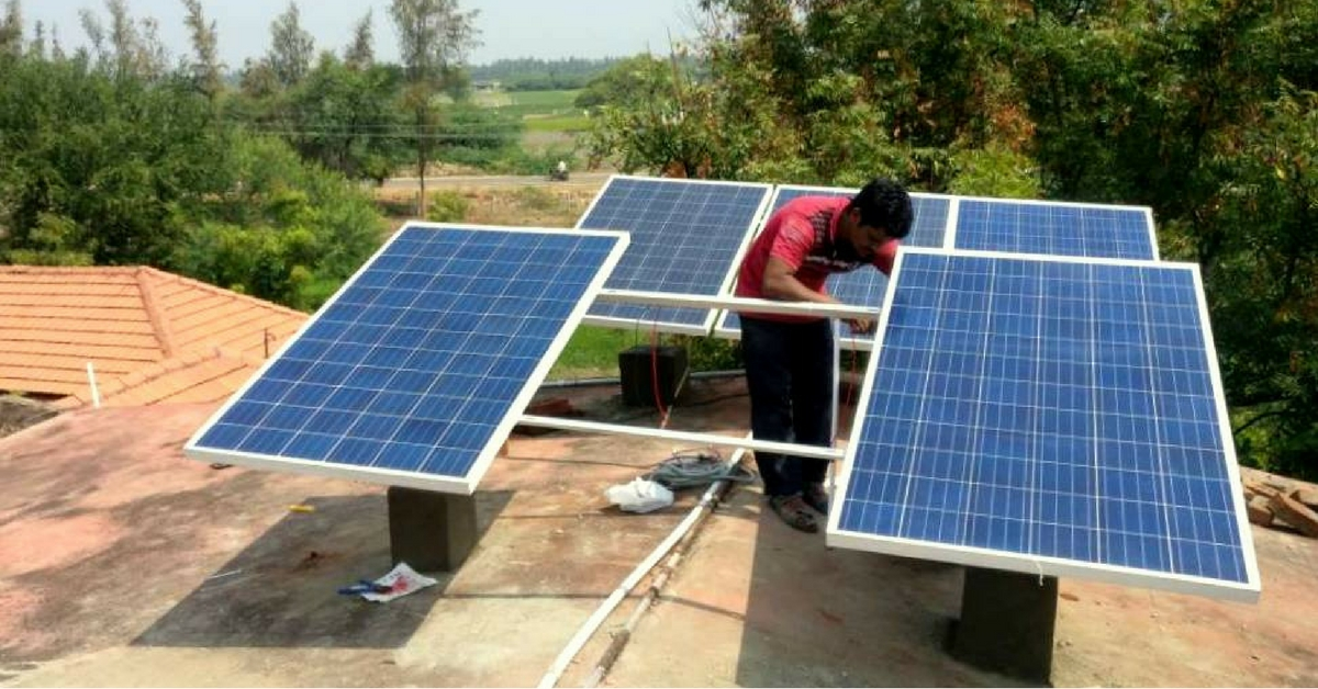 TBI Blogs: How Solar Power Is Improving Healthcare Delivery in a Small Hamlet in Karnataka