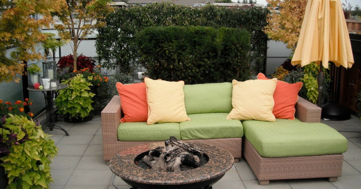 TBI Blogs: 6 Ways to Turn Your Terrace into a Cool Garden This Summer
