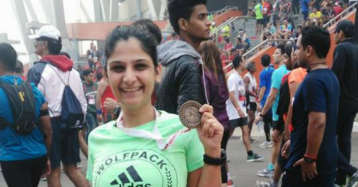 This Mother Lived With Post-Partum Depression for 5 Years. Then She Started Running.