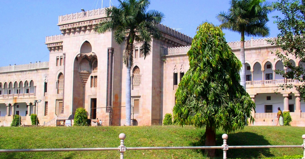 Celebrating 100 Years of Osmania University, Its Alumni Will Adopt 100 Villages!