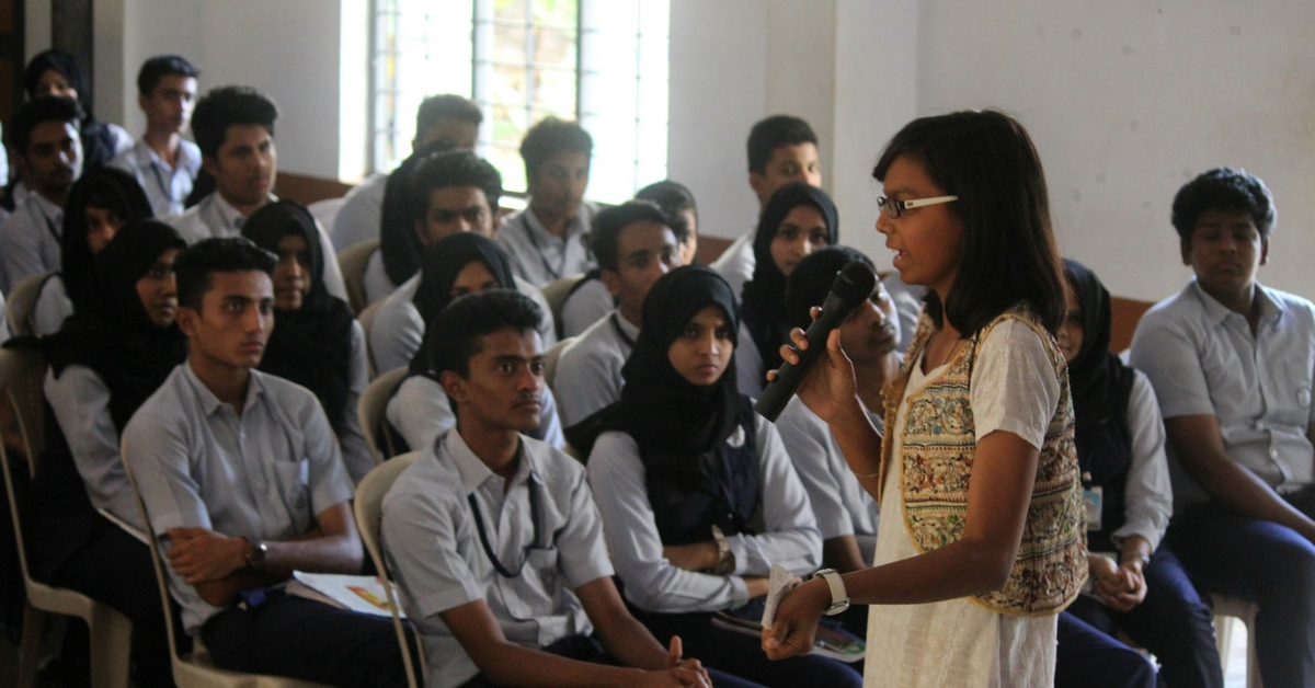 A Menstrual Awareness Campaign in Kerala Helps Students to Adopt Sustainable Sanitary Practices!